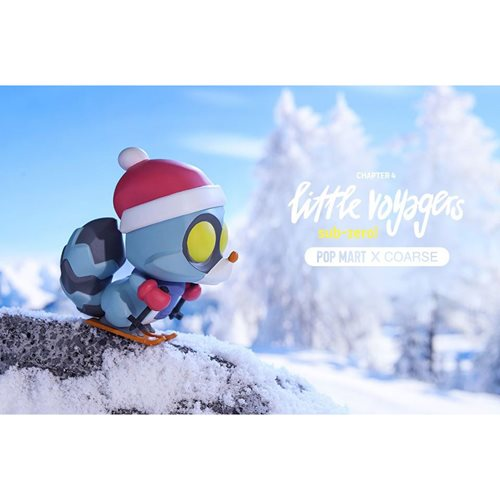 Little Voyagers Sub-Zero Series by Coarse Random Blind Box Vinyl Figure