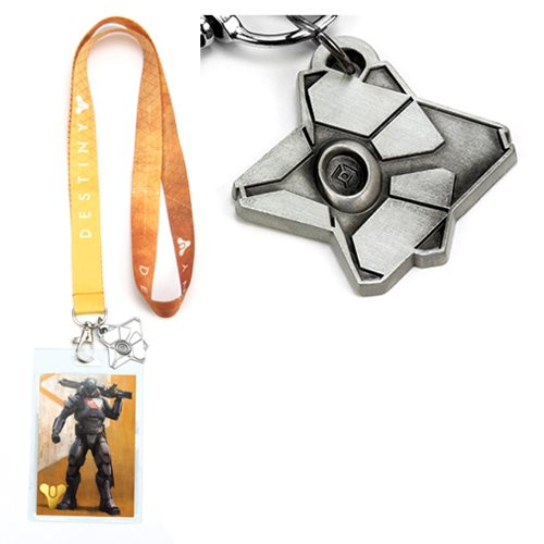 Destiny Guardian Titan Lanyard