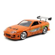 Fast and the Furious 1995 Toyota Supra 1:32 Scale Die-Cast Metal Vehicle