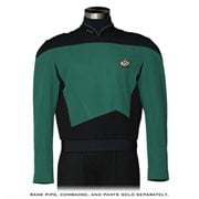 Star Trek: The Next Generation Sciences Teal Green Premier Line Tunic