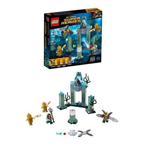 LEGO Justice League 76085 Justice League Battle of Atlantis