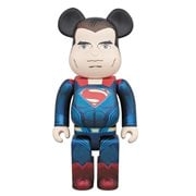 Batman v Superman: Dawn of Justice Superman 400% Bearbrick Figure