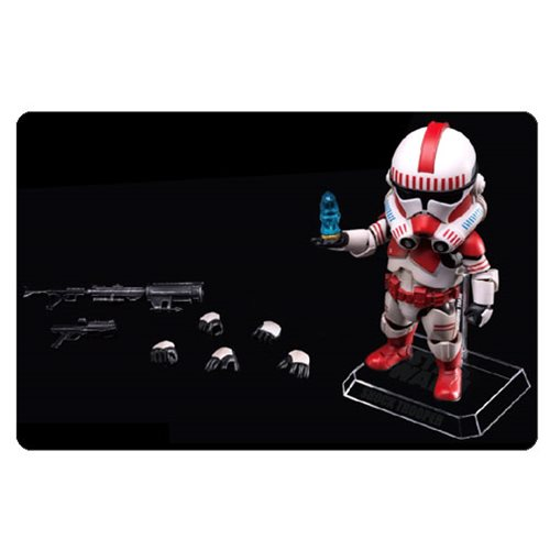 Star Wars Episode III Shock Trooper Egg Attack Statue - Event Exclusive