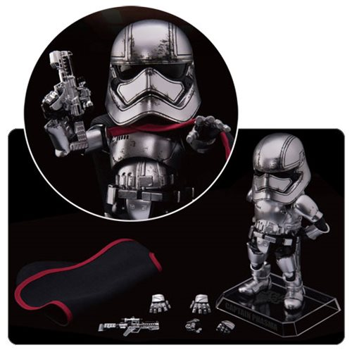 Star Wars: The Force Awakens Captain Phasma Egg Attack Action Figure