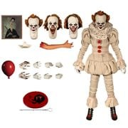 It 2017 Pennywise One:12 Collective Action Figure