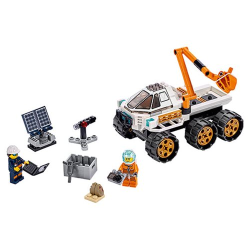 LEGO 60225 City Rover Testing Drive