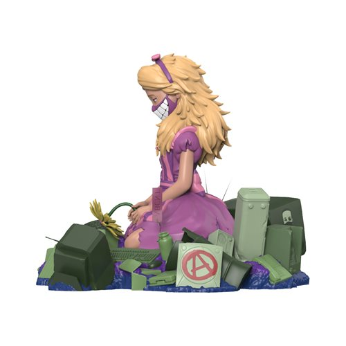 Alice in Wasteland by ABCNT Acid Edition Figure