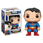 Batman: The Dark Knight Returns Superman Pop! Vinyl Figure - Previews Exclusive, Not Mint