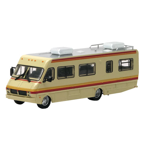 Breaking Bad 1986 Fleetwood Bounder RV 1:64 Scale Die-Cast Metal Vehicle