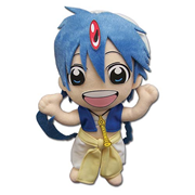 Magi The Labyrinth of Magic Aladdin 10-Inch Plush