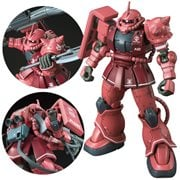 Gundam The Origin MS-06S Zaku II Principality of Zeon Char Aznable's Mobile Suit Red Comet Ver HG 1:144 Scale Model Kit