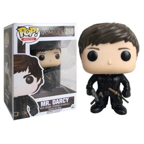 Pride and Prejudice and Zombies Mr. Darcy Pop! Vinyl Figure