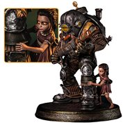 BioShock Rosie and Little Sister Statue