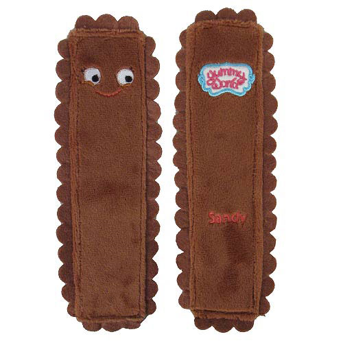 YUMMY World Sandy Bookmark