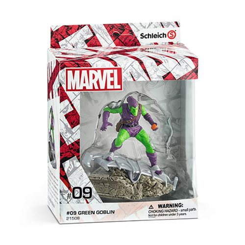 Marvel Classic Green Goblin #09 Diorama Collectible Figure