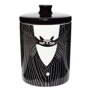 Disney Nightmare Before Christmas Jack Skellington Canister Cookie Jar
