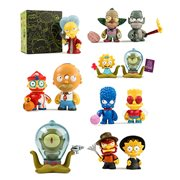 Simpsons Tree House of Horrors Mini-Figure Display Box