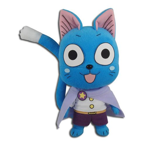 Fairy Tail Happy Celestial Spirits 8-Inch Plush