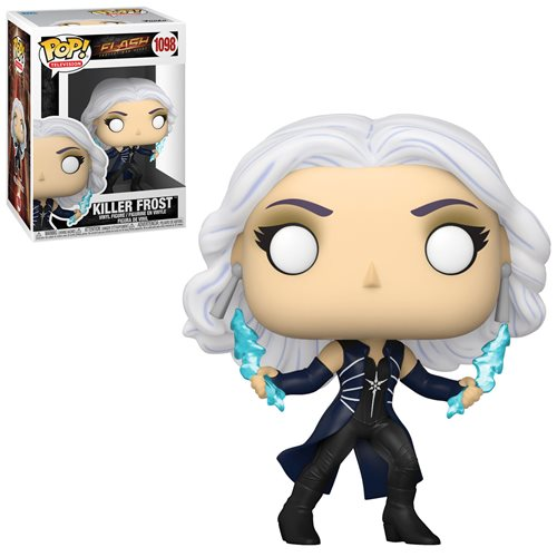The Flash Killer Frost Pop! Vinyl Figure, Not Mint