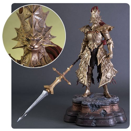 Dark Souls Dragon Slayer Ornstein Statue