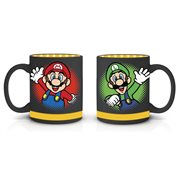 Super Mario Bros. Mario and Luigi 20 Oz. Mug