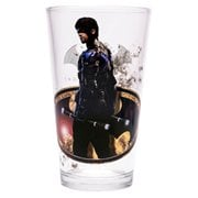 Batman Arkham Asylum Nightwing Toon Tumbler Pint Glass