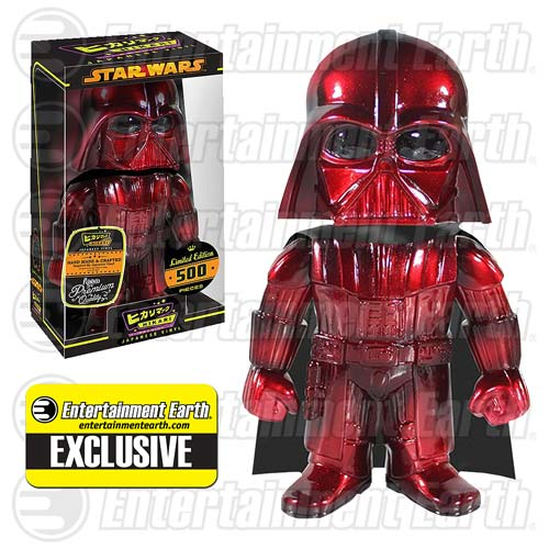 Star Wars Infrared Darth Vader Premium Hikari Figure - Entertainment Earth Exclusive