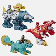 Power Rangers Playskool Heroes Feature Zords Wave 2 Case