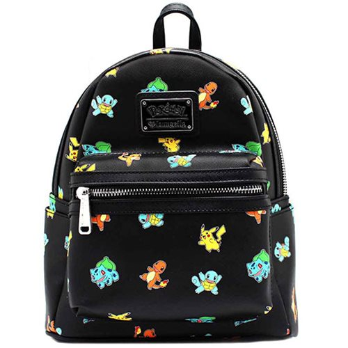 Pokemon Starters Mini-Backpack