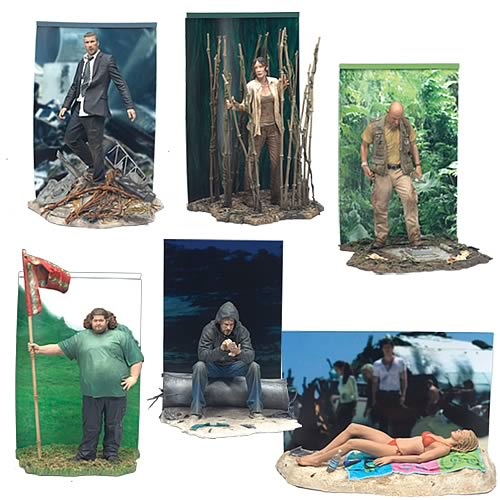 Lost Action Figures Series 1