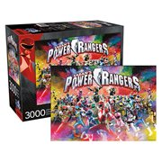 Power Rangers 25th Anniversary 3,000-Piece Puzzle