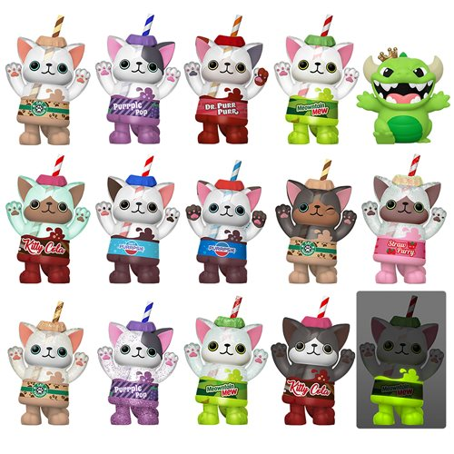 Paka Paka Soda Kats Mini-Figure Random 3-Pack