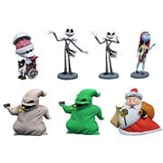 Nightmare Before Christmas D-Formz Mini-Figure Random 4-Pack