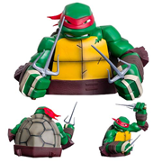 Teenage Mutant Ninja Turtles Raphael Bust Bank