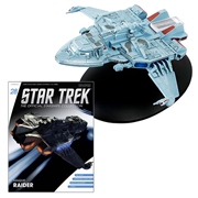 Star Trek Starships Maquis Raider Vehicle with Magazine