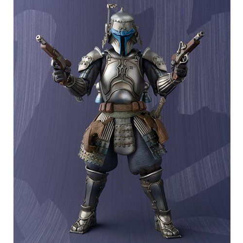 Star Wars Ronin Jango Fett Meisho Movie Realization Action Figure