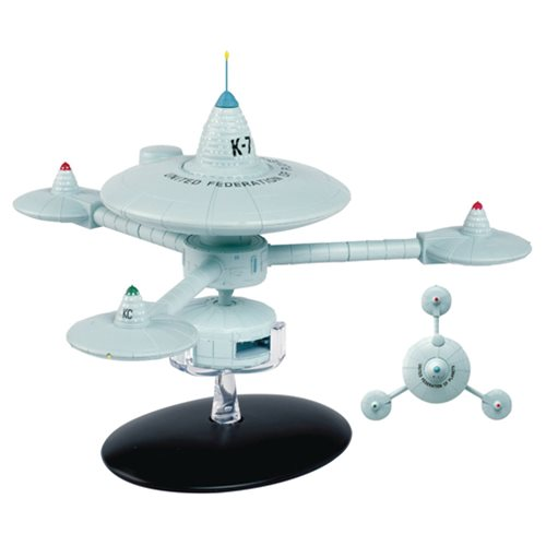 Star Trek Starships Special #16 Deep Space Station K-7 with Collector Magazine