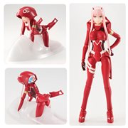 Darling In The Franxx Zero Two SH Figuarts Action Figure