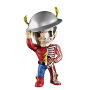 The Flash Golden Age The Flash XXRAY 4-Inch Vinyl Figure