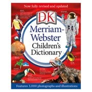 Merriam-Webster Children's Dictionary Features 3,000 Photographs and Illustrations Hardcover Book