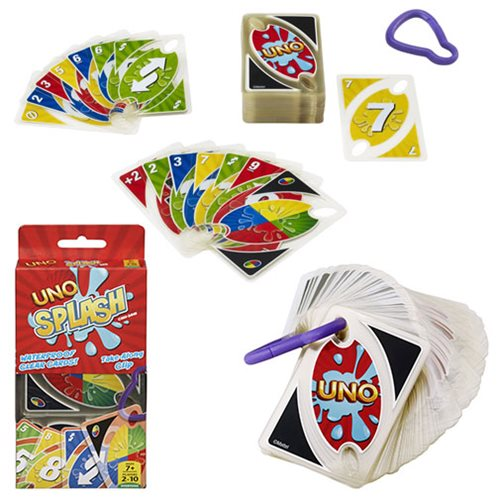 Splash UNO Card Game