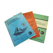 NASA Softcover Journal 3-Pack
