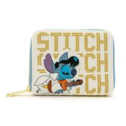 Lilo & Stitch Elvis Stitch Zip-Around Wallet