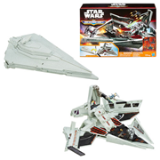 Star Wars: Episode VII - The Force Awakens MicroMachines First Order Star Destroyer Playset, Not Mint