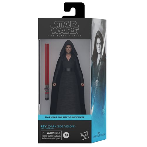 Star Wars The Black Series Rey (Dark Side Vision) 6-Inch Action Figure