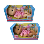 Baby Alive Luv n Snuggle Baby Dolls Wave 2
