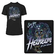 World of Warcraft Legion Helheim Premium T-Shirt