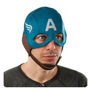 Captain America The Winter Soldier Retro Adult Mask