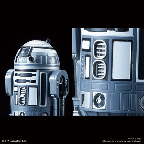 Star Wars R2-Q2 1:12 Scale Model Kit