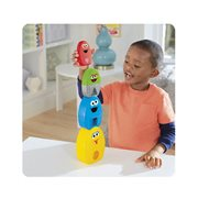 Sesame Street Elmo's Stack & Nest Friends